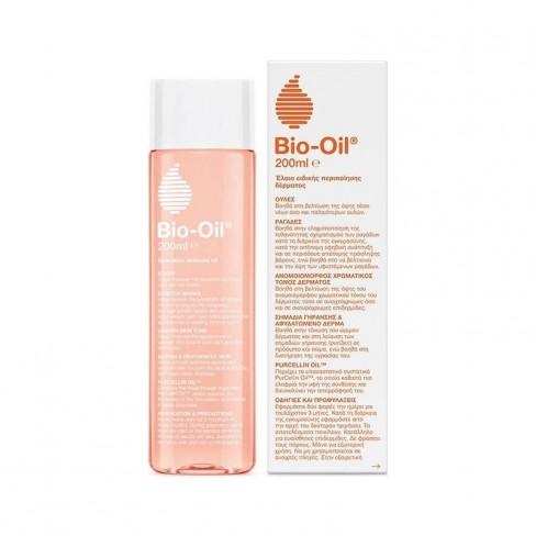 Bio-Oil PurCellin Λάδι Επανόρθωσης Ουλών & Ραγάδων 200ml ΠΑΙΔΙ & ΜΗΤΕΡΑ