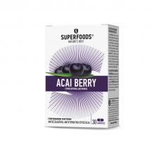Superfoods Acai Βerry 300mg 30 κάψουλες