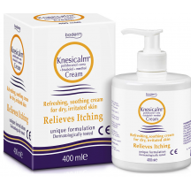 Boderm Knesicalm Refreshing Soothing Cream for Dry/Irritated Skin 400ml