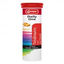 Lanes Πολυβιταμίνες Daily One 20 Orange αναβράζοντα δισκία