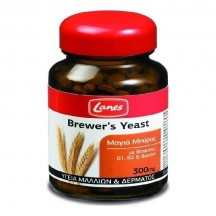 Lanes Brewers Yeast 200 ταμπλέτες