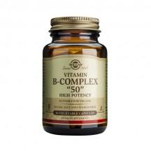 Solgar B-Complex 50 50 φυτικές κάψουλες