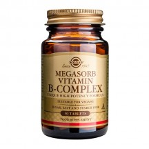 Solgar Megasorb Vitamin B-Complex 50 ταμπλέτες