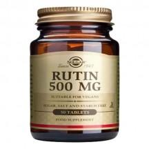 Solgar Rutin 500mg 50 ταμπλέτες