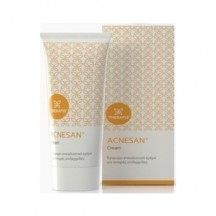 Therapis Acnesan Cream Έγχρωμη Επικαλυπτική Κρέμα για Λιπαρές Επιδερμίδες 75ml